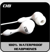 waterproof earphones